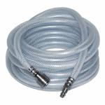 Sustiprinta žarna PVC 9.5x15mm kpl.greito jungimo