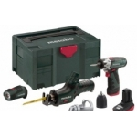 Metabo 10,8V PowerMaxx