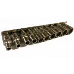 """12-kampių galvučių rinkinys 4 iki 13 mm, 10vnt, 1/4"""" (KR144012)"""