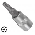 """Antgalis įpresuotas į 1/4"""" galvutę T45 (FC2608-T45)"""
