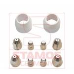 Atsarginių antgalių rinkinys S-Plasma 85/125 (H&CNC)