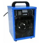 Elektrinis šildytuvas 3kW, 230V