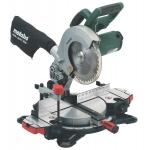 METABO KS 216 M Lasercut Skersinio pjovimo staklės elektrines