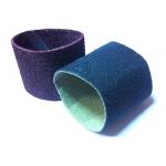Neaustinės medžiagos abrazyvinė juosta 100x292mm VERY FINE