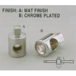Adapteris su skyle galvutėms 3/8''(F) vidus x 1/2''(M) išorė (TM-A43)