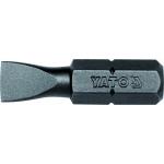 """Antgalis plokščias 1/4""""x25MM, dydis 6,5 mm, S2 50 vnt (YT-7805)"""