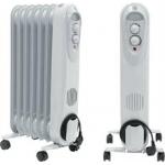 Tepalinis radiatorius Descon DA-J1500