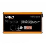 Automobilinis įtampos keitiklis (inverteris) Defort DCI-300D
