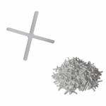 Distanciniai pleištukai plytelėms 3mm