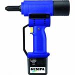 GESIPA PowerBird Akumuliatorinis kniediklis 14,4V/2,6Ah