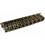 "Galvučių rinkinys 4-13mm, 10 vnt, 1/4"" (KR144011)"