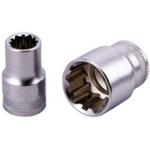 """Galvutė 1/2"""", daugiafunkcinė 10 mm (YT-1462)"""