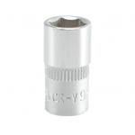 """Galvutė 1/4"""", 9mm (YT-1408)"""
