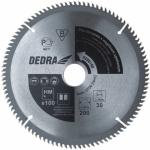 Diskiniai pjūklai spalvotiesiems metalams, karbido ašmenys 200x30mm