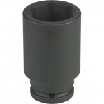 "Smūginė galvutė ilga 1"", Cr-V, 24 mm (ES-0124)"