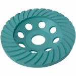 Deimantinis diskas šlifavimui, 115 mm