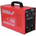 Suvirinimo invertorius Dedra DESi160 MMA 160A