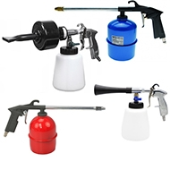 Pneumatiniai praplovimo pistoletai