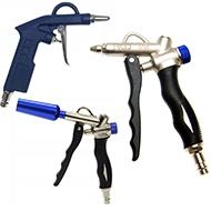 Pneumatiniai prapūtimo/ nupūtimo pistoletai
