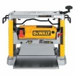 DeWALT 317 mm nešiojama sluoksniavimo – obliavimo mašina DW733 (Reismusinės staklės)