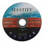 Pjovimo diskas metalui   125x1.0x22,23 (A60TBF-10-WN)