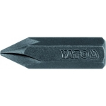 Antgalis smūginis 50 vnt. 8x30 mm, PH1 (YT-7894)