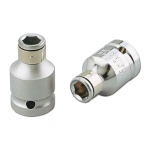 """Adapteris iš 1/2"""" į 1/4"""" antgalį (22mm) (BH-A406)"""