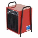Elektrinis šildytuvas 15 kW Dedra DED9925