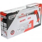 Elektrinis karštas peilis plastikui, putoms, vaškui 220W (YT-82190)