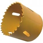 Gręžimo karūnėlė BI-METAL 57mm /2-1/4'' DEDRA 08W057