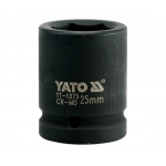 "Smūginė galvutė 3/4"", 25 mm (YT-1075)"