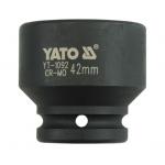 "Smūginė galvutė 3/4"", 42 mm (YT-1092 )"