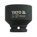 "Smūginė galvutė 3/4"", 48 mm (YT-1098)"