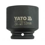 "Smūginė galvutė 3/4"", 52 mm (YT-1102)"