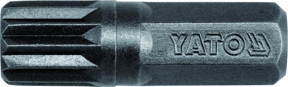 Antgalis smūginis 8X30 mm, SPLINE M10, 20 vnt. (YT-7932)