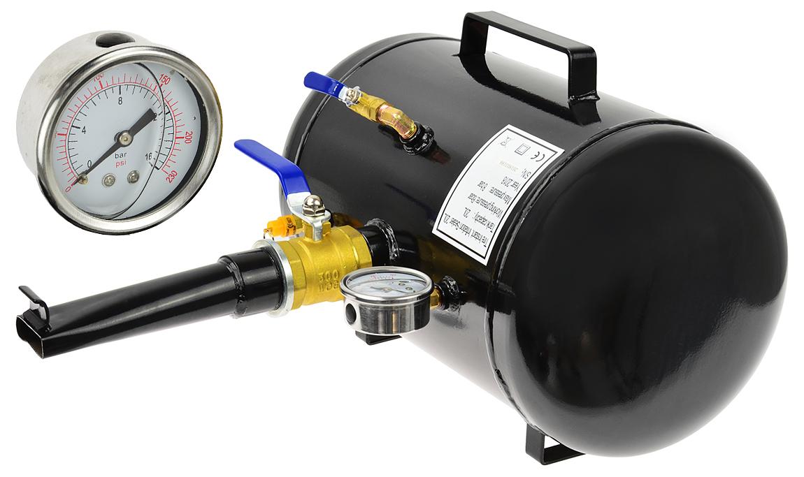 Smūginis padangų pripūtimo infliatorius 40l (G80341)