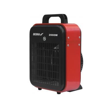 Elektrinis šildytuvas 2 kW Dedra DED9920B