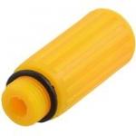 Plastmasinis alsuoklis kamštukas kompresoriui V.036/8 (M10) (V.036/8)