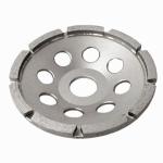 Segmentinis šlifavimo diskas, 125 mm