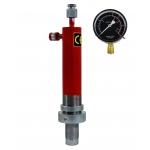 Hidraulinio preso cilindras su manometru 10t (STP10TRAM)