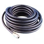Pneumatinė žarna guminė su antgaliais | 10x17 mm x 10M (LH-10-10M-WN)