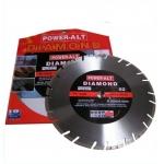 Deimantinis pjovimo diskas 125mm X1.2X1.9X7.0, segment/turbo (PAST0125)
