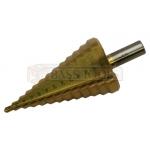 Pakopinis grąžtas, 4-39mm, 1 vnt.