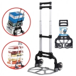 Transportavimo vežimėlis aliuminis / sudedamas | 70 kg (RA-60A)