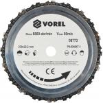 Diskas medžiui grandininis | 230 mm (08773)