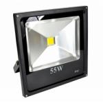 LED prožektorius 55W, šilta šviesa