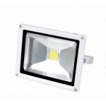 LED prožektorius 10W, šilta šviesa