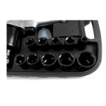 1/2'' Pneumatinis veržliasukis PROFI su galvutėmis 17d. 569 Nm (KD1424)