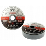 Pjovimo diskas metalui | 125x1.0x22,2 (SK11008)