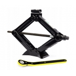 Keltuvas mechaninis trapecinis | su specialiu terkšliniu raktu | 100 - 420 mm | 2 t (JFM-2T)